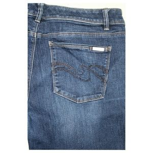 White House Black Market Bootcut Stretch Jean